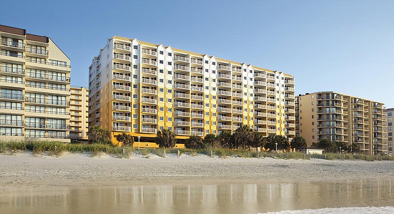 One Bedroom  Villa At Wonderful SHORE CREST RESORT In Myrtle Beach, SC, holiday rental in Arcadian Shores
