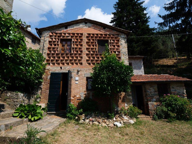 Il Timo, holiday rental in Villa Basilica