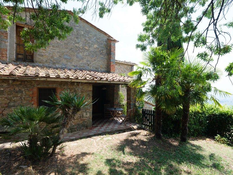La Melissa, holiday rental in Villa Basilica