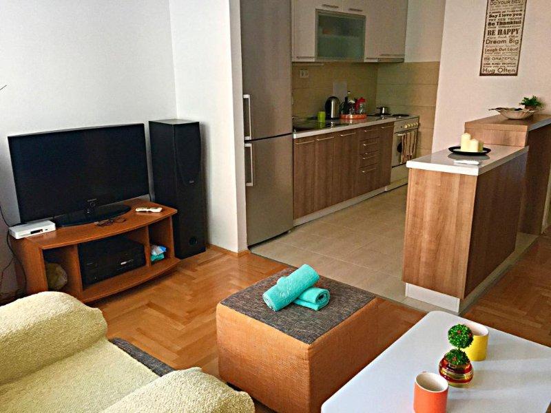 Regina's Apartments, alquiler vacacional en Dolna Matka
