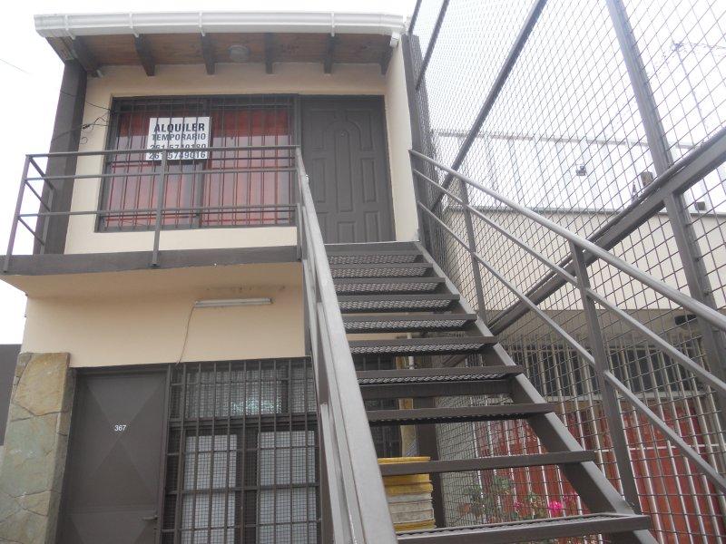 DEPARTAMENTO PARA TURISMO, holiday rental in Villa Nueva