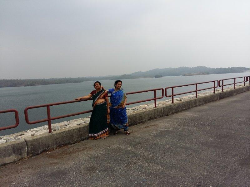 Ayodhya alta collina DAM