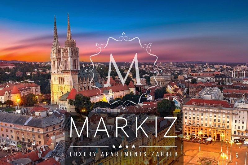 Markiz Rococo Apartment - NEW, luxury, city center, 1.st floor, free wifi, A/C, alquiler vacacional en Zagreb