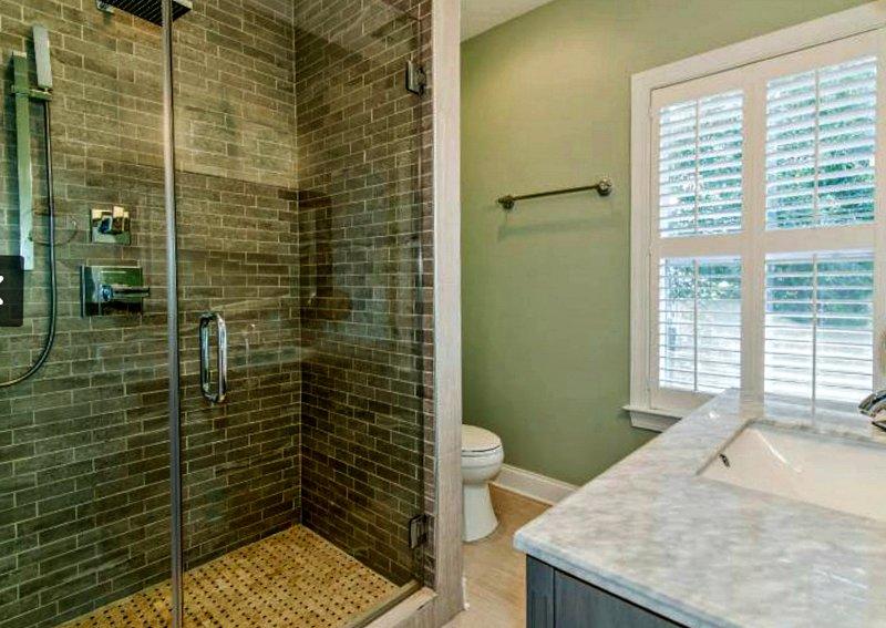 Ensuite Bathroom for #2 Master