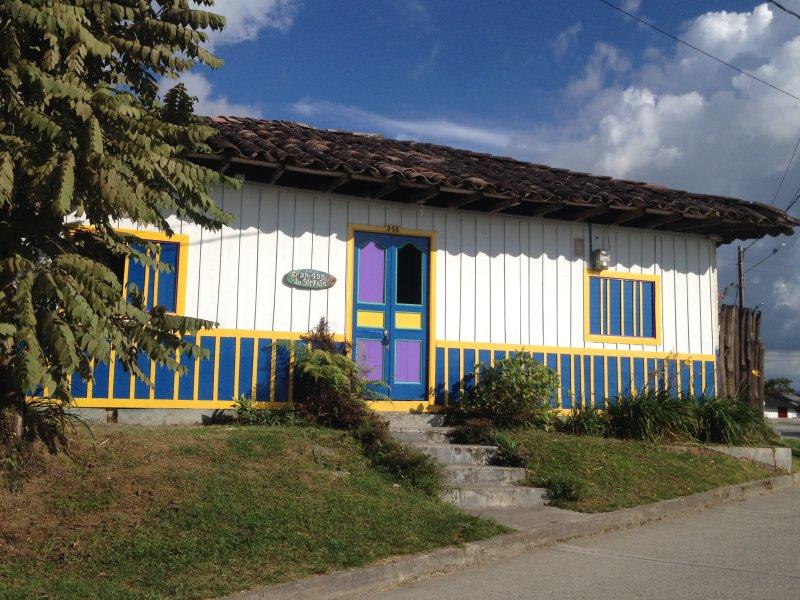 Posada La Sonrisa, holiday rental in Hojas Anchas