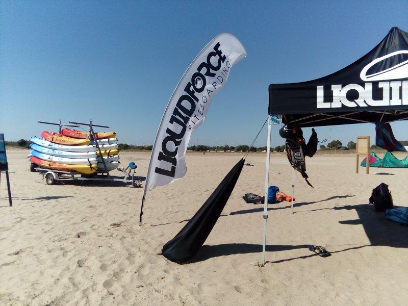Summer season, rent kayaks
