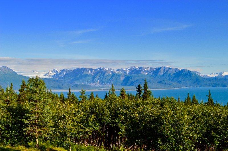 Enjoy unparalleled views of glacier views.