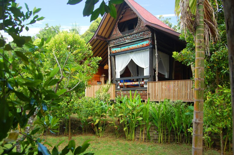Indo Rumah Zengarden, Rumah Karma, casa vacanza a Banjar