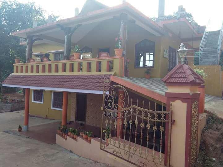 TripThrill Manjusree Ground floor (2) - 1BHK, holiday rental in Biligeri