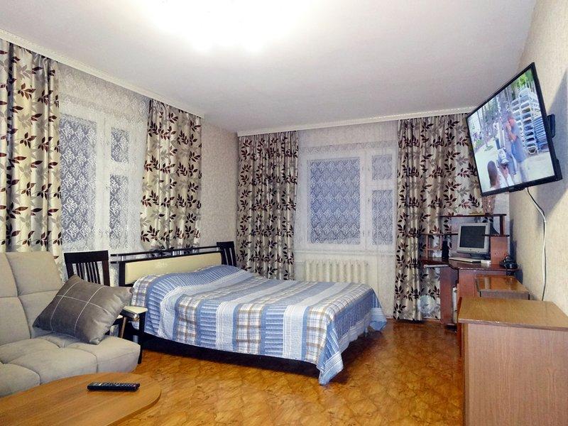 Apartment on Gagarina 5, location de vacances à Vologda