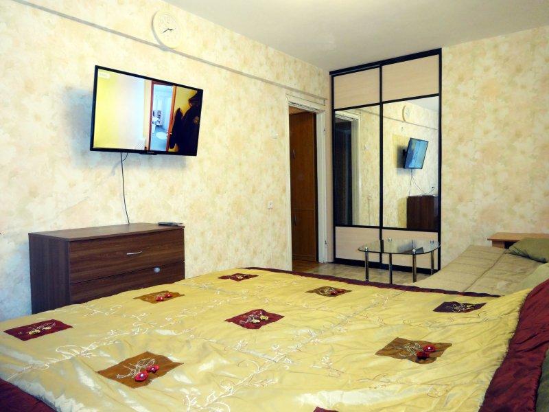 Apartment on Galkinskoy 46, location de vacances à Vologda