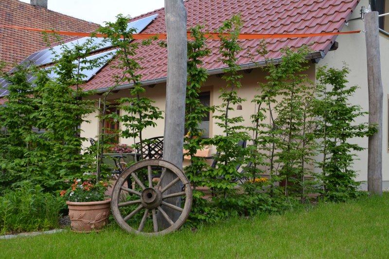 Ferienhaus 'LANDROMANTIK', holiday rental in Malschwitz
