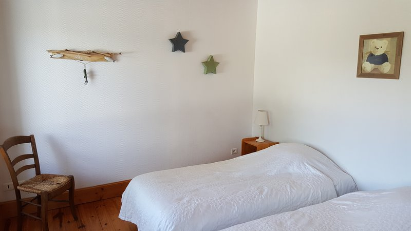 Appartement 'Un abri pour nos têtes', holiday rental in Tence