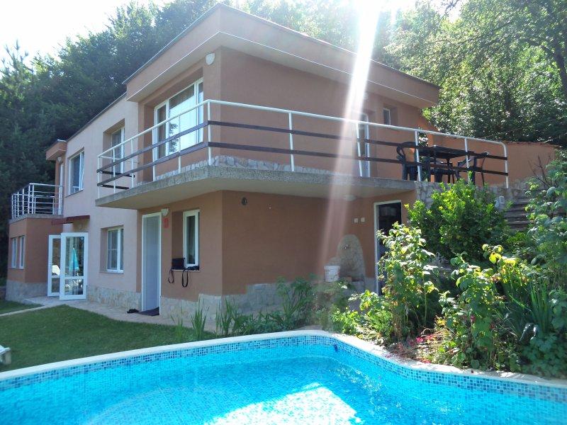 Villa Aqua, holiday rental in Sofia Region