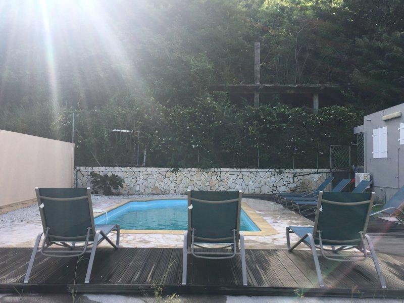 Papaye et Agrumes, location de vacances à Le Robert