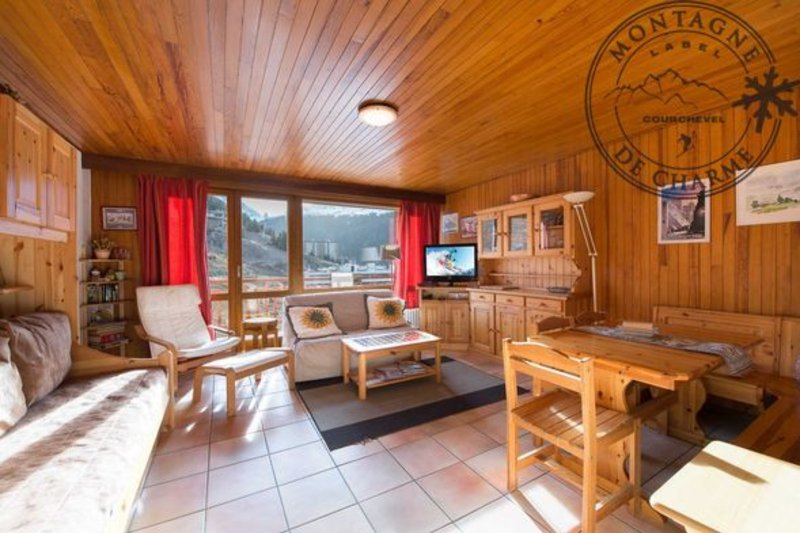 Apartment Doyle Chalet in Courchevel