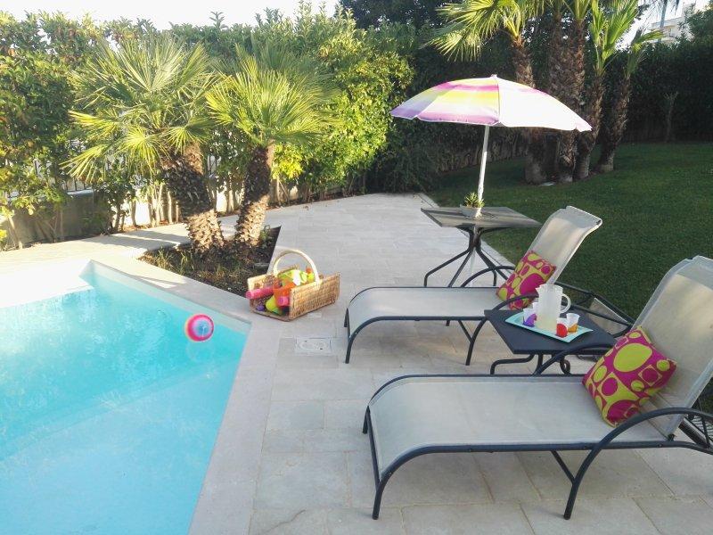 Villa delle Rondini in Puglia, holiday rental in Martina Franca