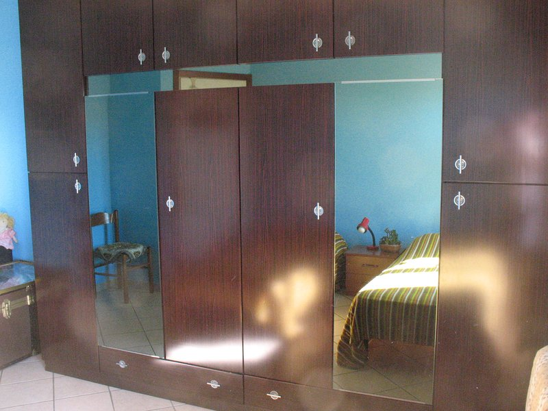 armoire double chambre privée