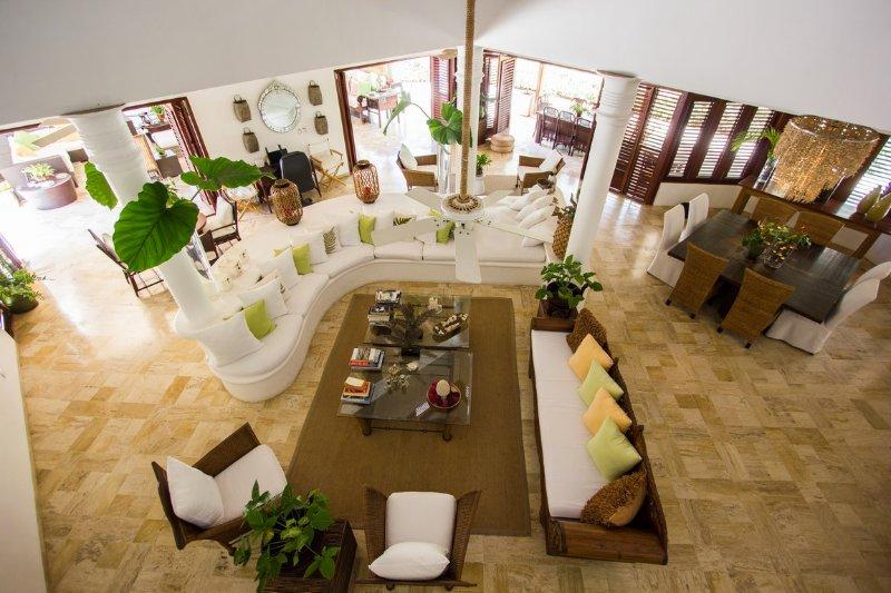 Villa de lujo Las Piñas 13 en Casa de Campo (RD), location de vacances à La Romana