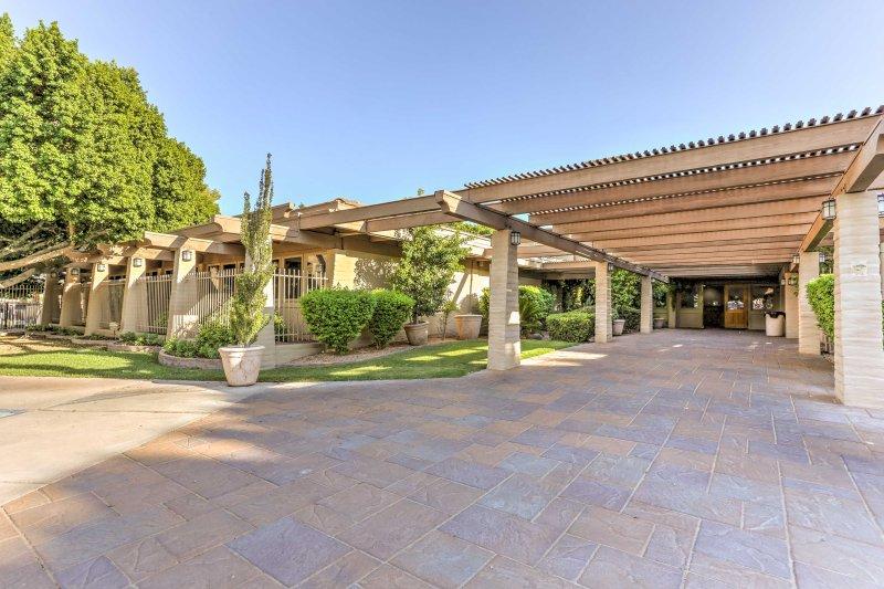 ¡Disfruta de todas las ventajas de esta casa durante tus vacaciones en Arizona!