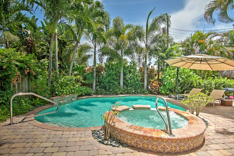 """Un rifugio idilliaco in Florida attende """"Secret Oasis!"""""""