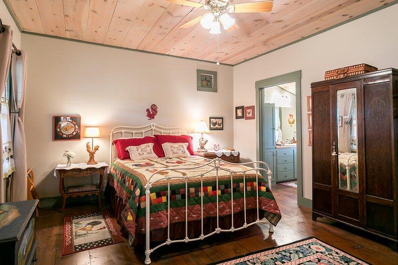 Rooster Springs, vacation rental in Fredericksburg