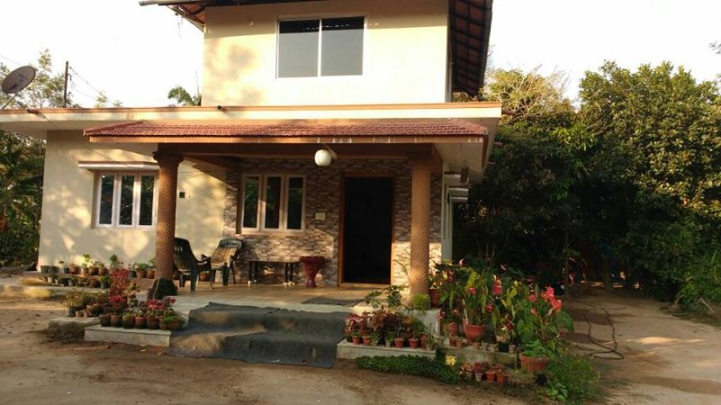 TripThrill Village World Ground Floor (2) - 1BHK, holiday rental in Madikeri Taluk