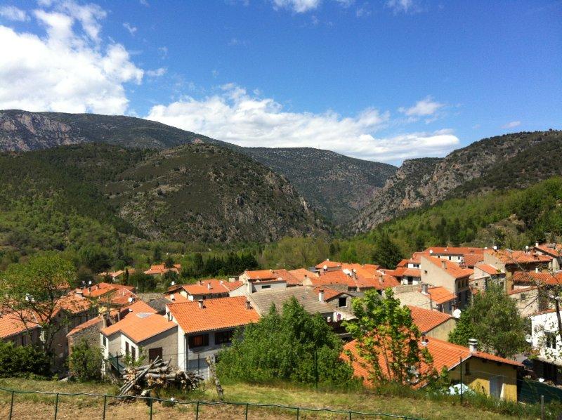 Maison des randonneurs, pic du Canigou, holiday rental in Fuilla