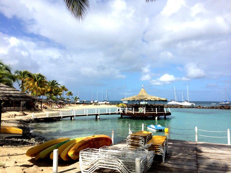 Coco bar plage hotel bakoua