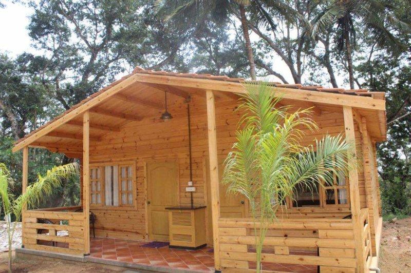 TripThrill Coffee Cadu Estate (3) - 1BHK, aluguéis de temporada em Suntikoppa
