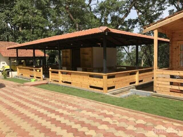 TripThrill Coffee Cadu Estate (9) - 1BHK, aluguéis de temporada em Suntikoppa