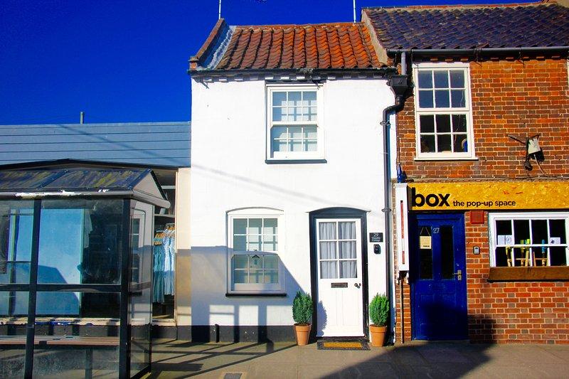 ❤️Seaside Fisherman Cottage ❤️ Southwold⛱️, vacation rental in Dunwich