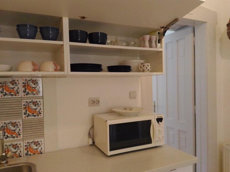 Küche, Geschirr