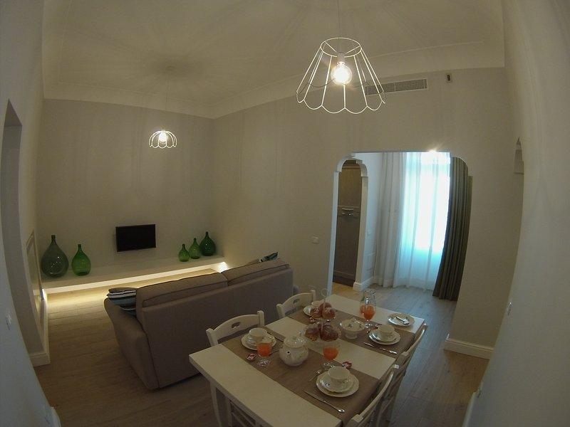 Casa Vacanze 'Fondo Santa Lucia', Ferienwohnung in Sant'Agata sui Due Golfi
