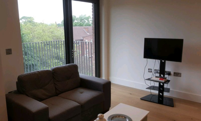 Lovely 1 Bdr flat in New development- Very close to Wembley stadium and center, holiday rental in Colindale