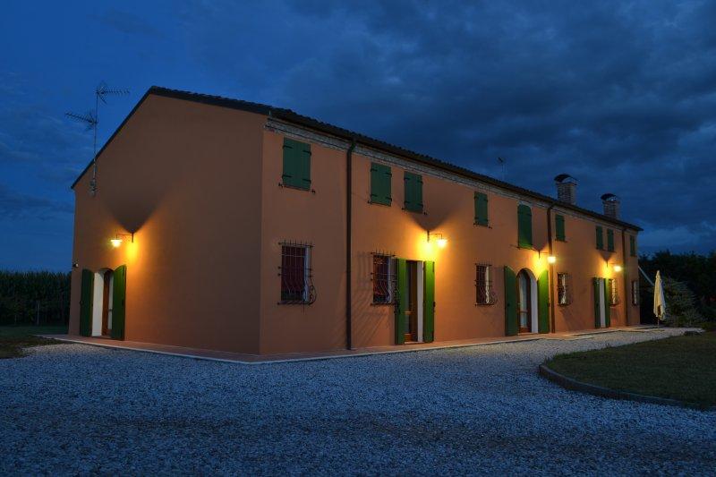 Bramasole, Ferienwohnung in Ferrara