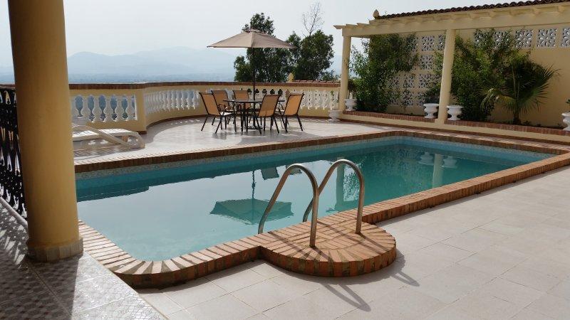 Villa de vacances entre élégance et nature, alquiler vacacional en Argelia