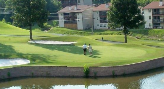 Hermosa Pointe Royale Campo de golf
