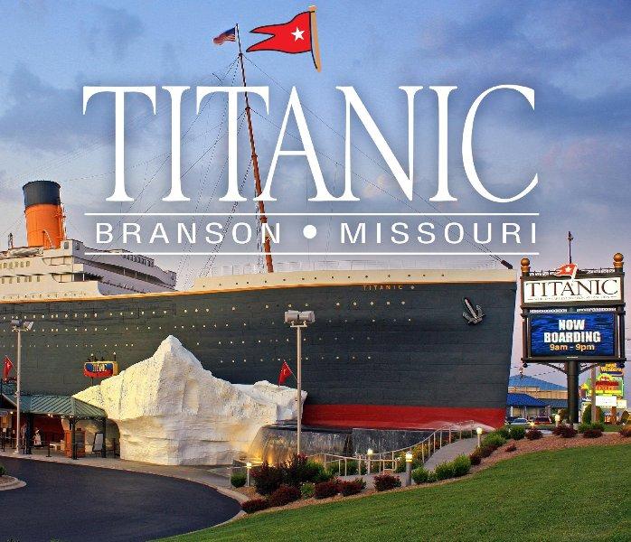Museo del Titanic en el camino.