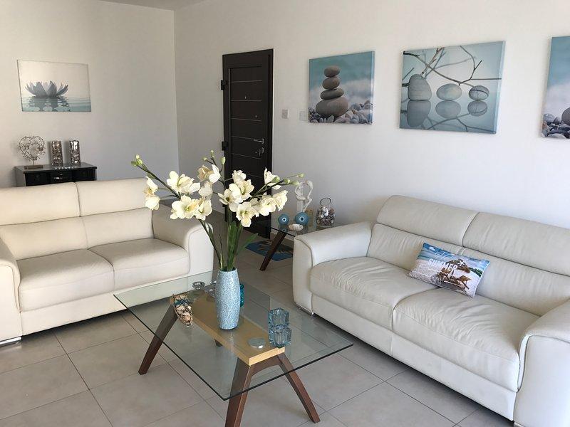 Dasoudi beach apartment, casa vacanza a Germasogeia