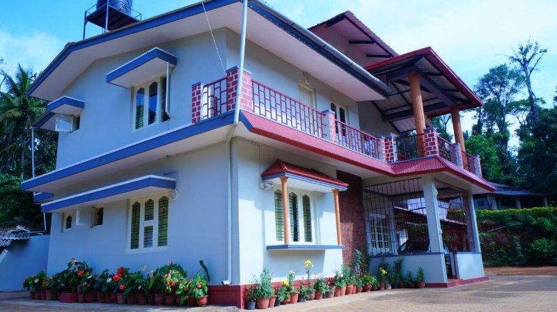 TripThrill Ever Green Estate (1) - 1BHK, holiday rental in Biligeri