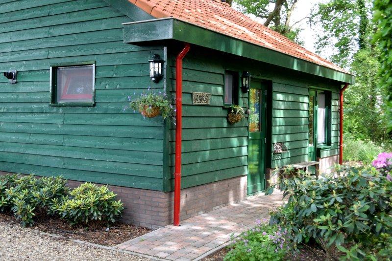 Vakantiewoning voor 2 pers, aan de rand van Gorssel tussen Deventer en Zutphen, vacation rental in Harfsen