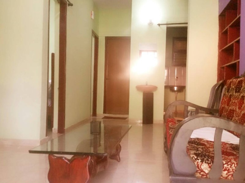 TripThrill Green Valley Holiday Home For Group - 3BHK, vacation rental in Virajpet