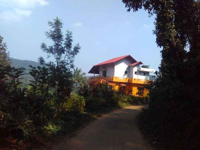 TripThrill Sky Line estate (2) -  1BHK, vacation rental in Virajpet