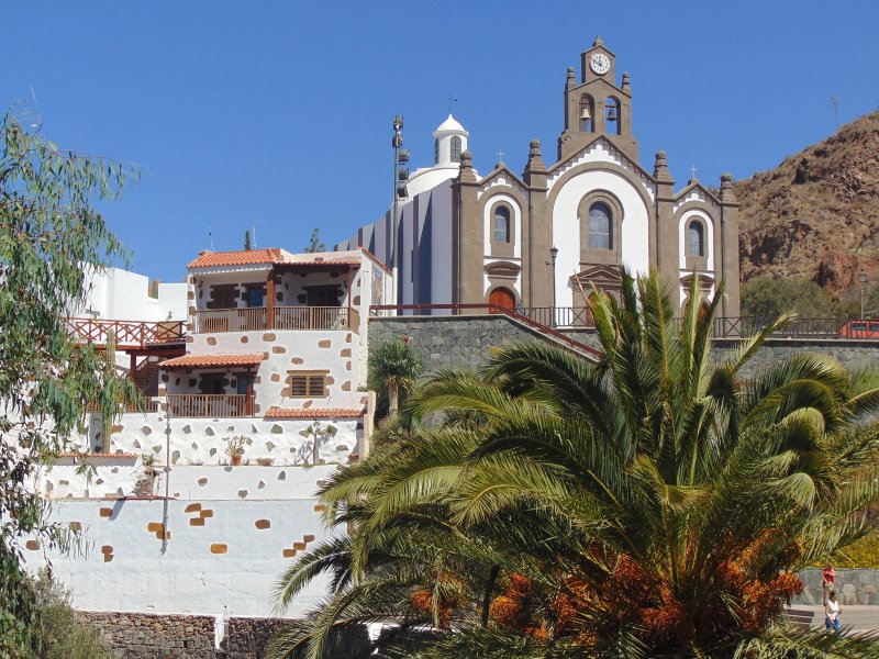 Holiday cottage Santa Lucía 2.   Special offer for summer¡¡¡, casa vacanza a Temisas
