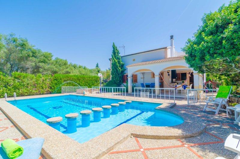 CAN CANTO - Villa for 6 people in Sa Ràpita, location de vacances à Sa Rapita