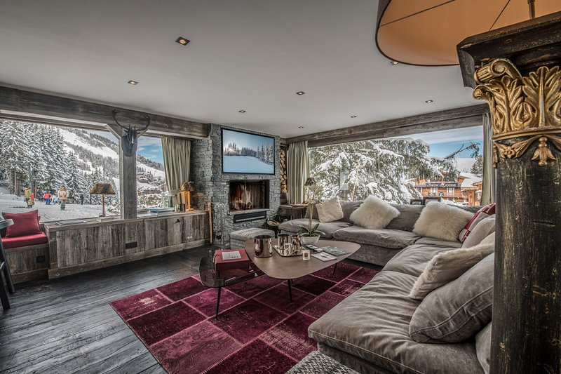 Apartment Abel Chalet in Courchevel
