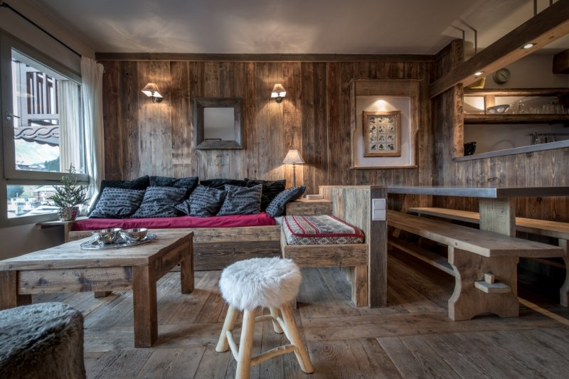 Apartment Saul Chalet in Courchevel