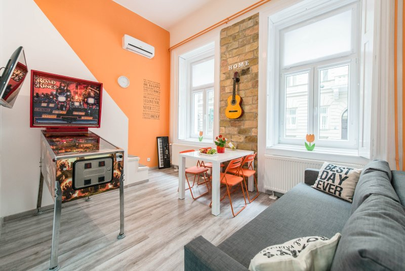 happy home Budapest, vacation rental in Budapest