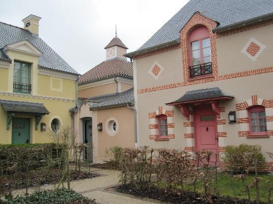 Marriott's Village d'lle-de-France, location de vacances à Bailly-Romainvilliers